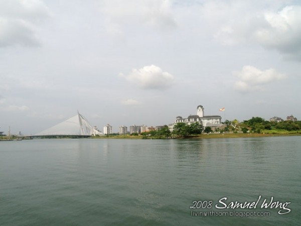 The Lake of Putrajaya, Malaysia