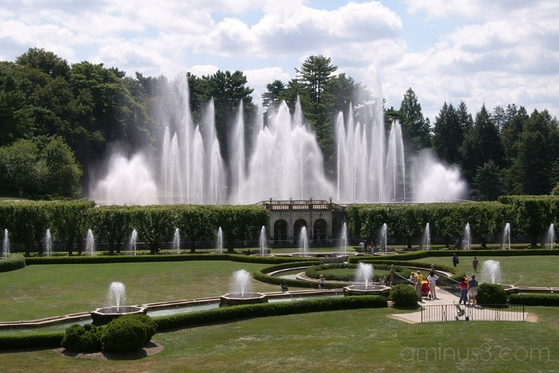 Longwood Gardens Main Fountain Garden Show Miscellaneous Photos The Country Side Of New Jersey