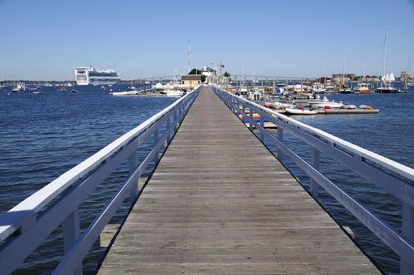 Ida Lewis Yacht Club, Newport RI