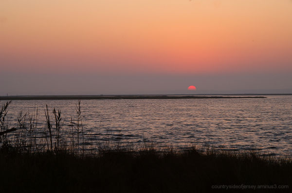 Chincoteague VA Sunset