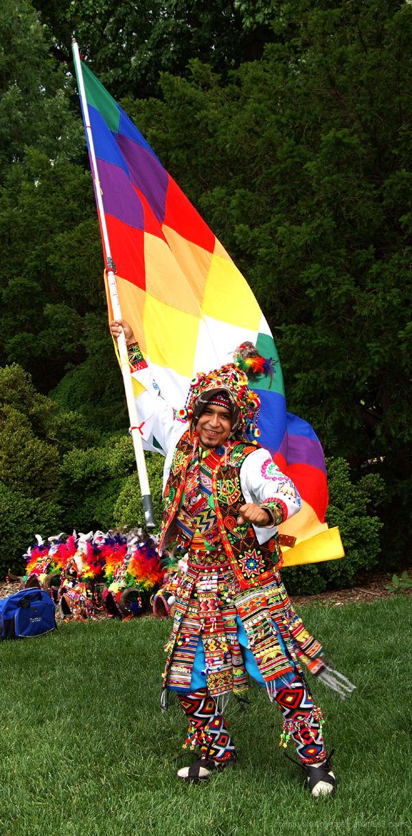 Bolivian Dance Troupe Tiataco (3)