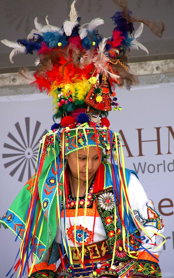 Bolivian Dance Troupe Tiataco (6)