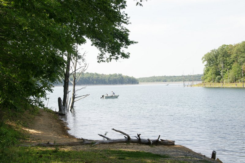 Merrill Creek Reservoir Walk