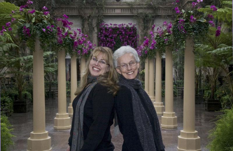 Mary & Anita