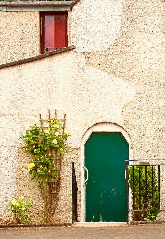 Door in Selkirk