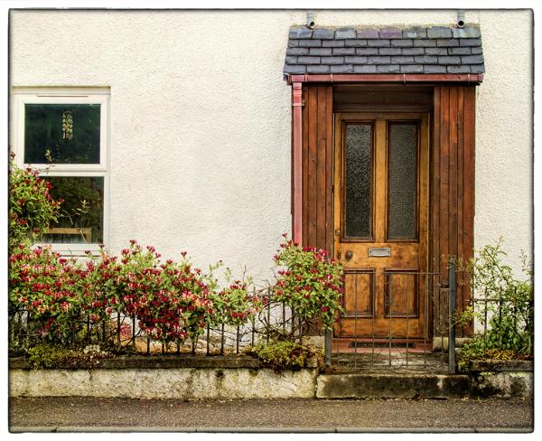 Lochcarron Doorway