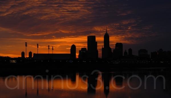sunrise, take 2