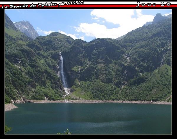 traversée des Pyrénées par le GR10