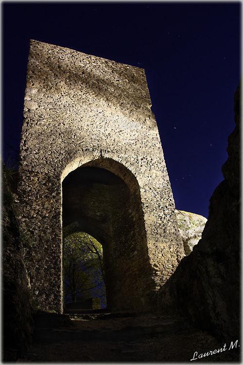 La porte de Saint-Hippolyte