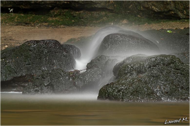 la cascade de Chapieu sur l'Isle Crémieu