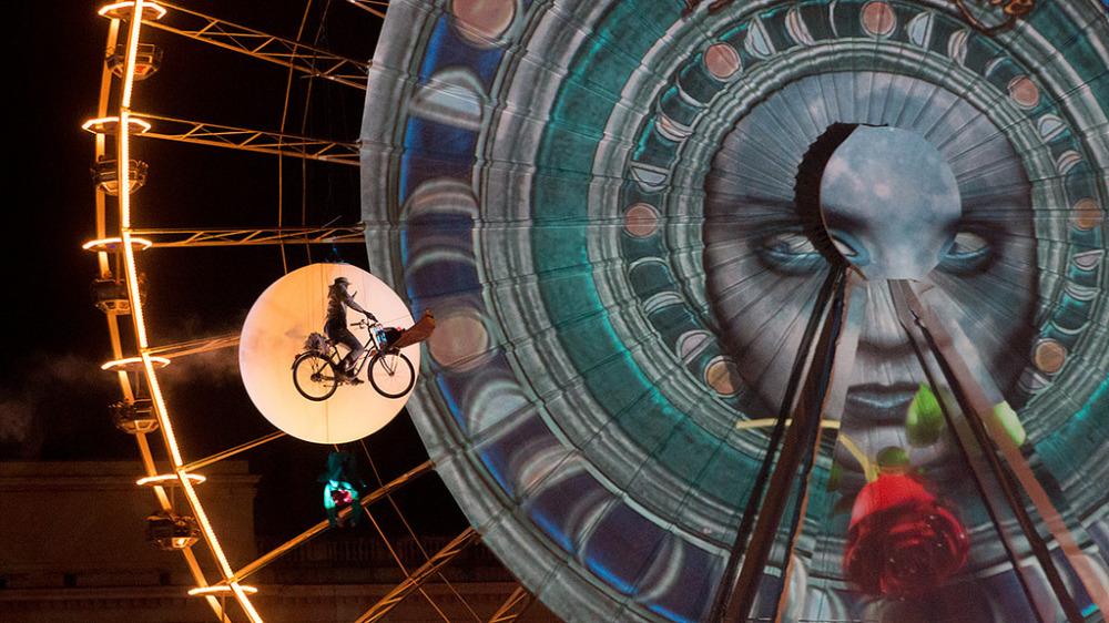 La fêtes des lumières 2014 à Lyon