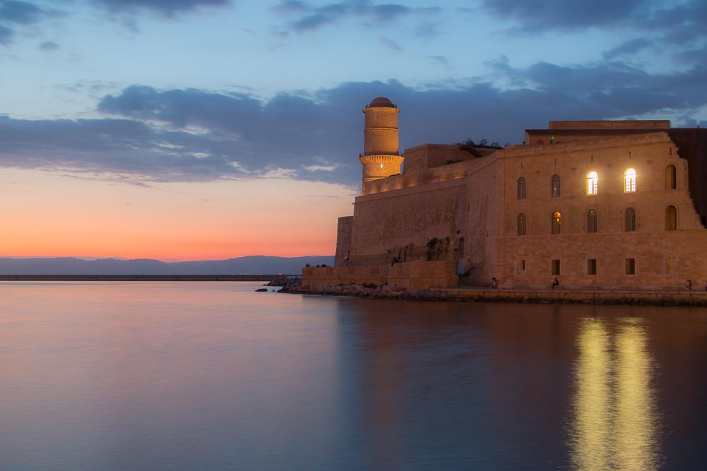 Fort saint Jean de marseille
