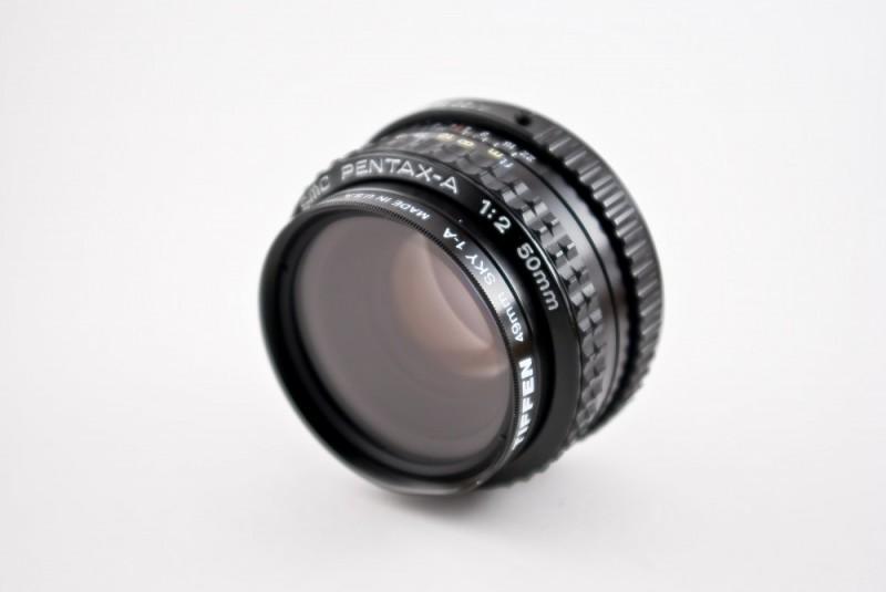 Pentax 50mm Lens