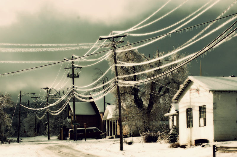 Great Ice Storm 09