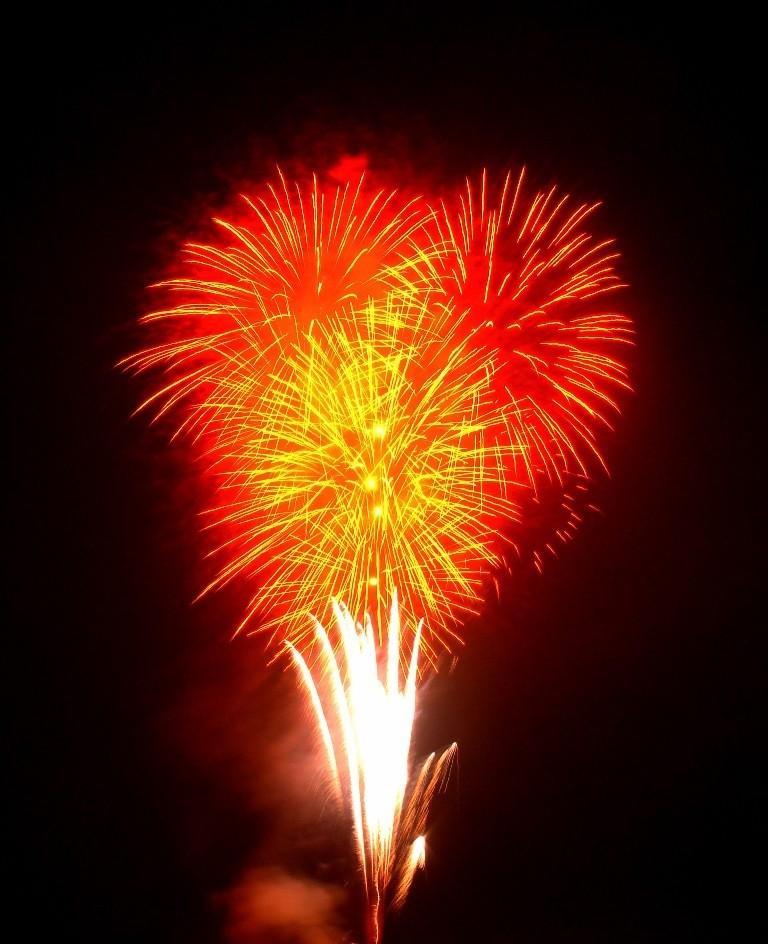Nagaoka Fireworks Festival 2008