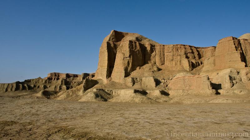 XinJiang Wuerhe  Urho  Junggar BasinJunggar Basin