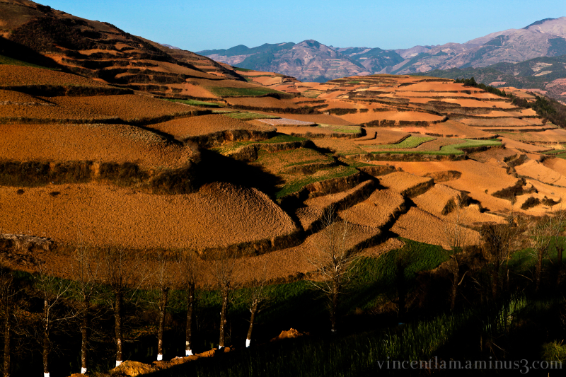 China, YunNan, YunNan, Road to DongChuan