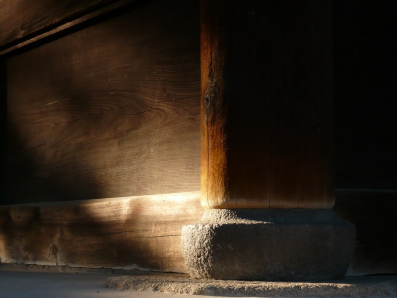 Late Afternoon, Shokokuji Temple (相国寺)