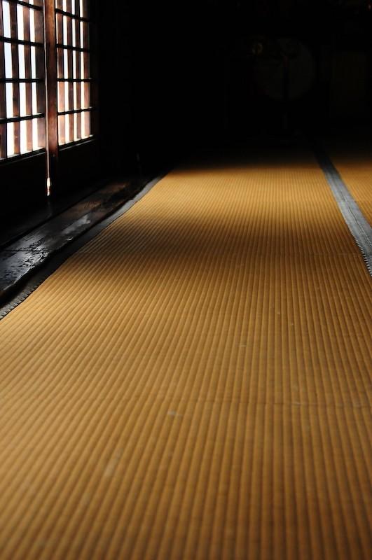 Tatami Mats, Chionji Temple (知恩寺)