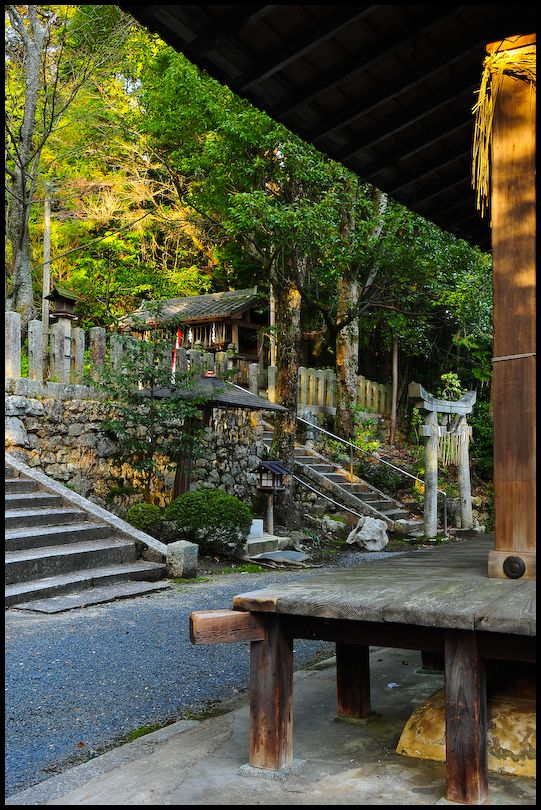 Iwakura Shrine (石座神社)