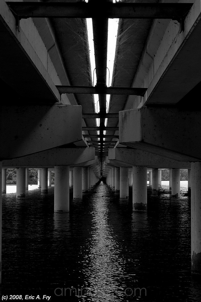 Under the Bridge Again