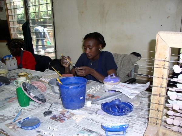 Kazuri Bead Makers 7