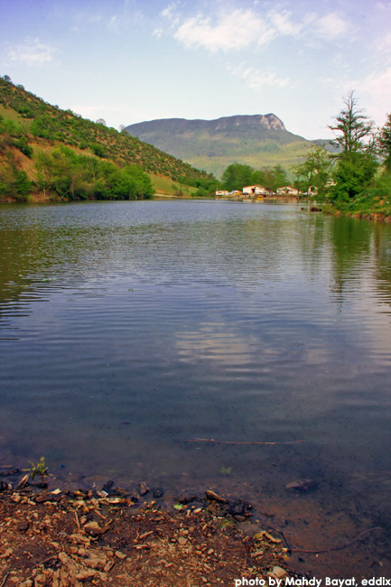 shoormast lake