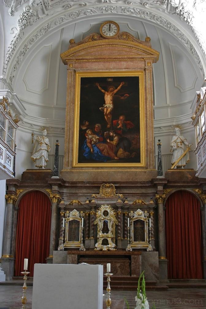 Benedictine Monastery, Tegernsee, High Altar