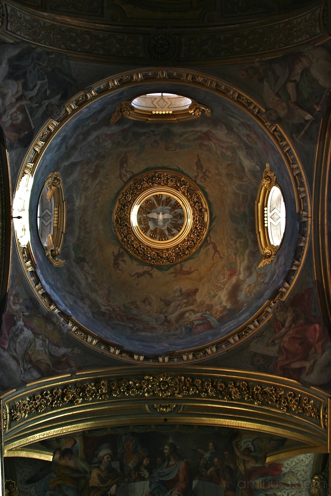 Santa Maria Maddalena, Cupola