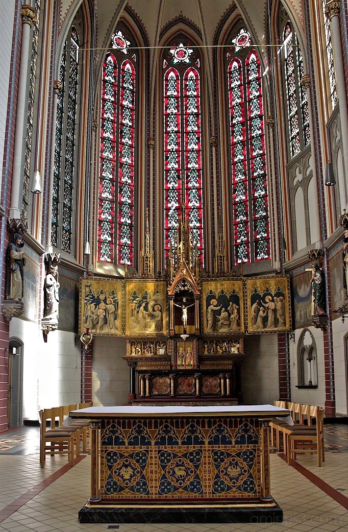 St. Marien, High Altar