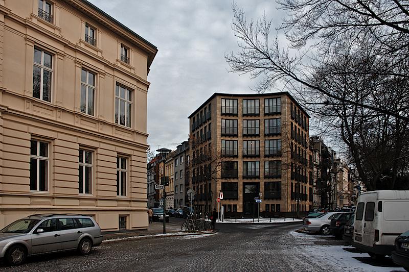 Düsseldorf, Scheibenstrasse