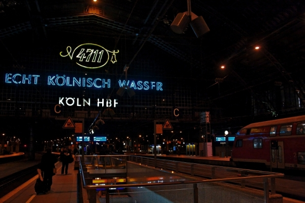 Central Station, Cologne