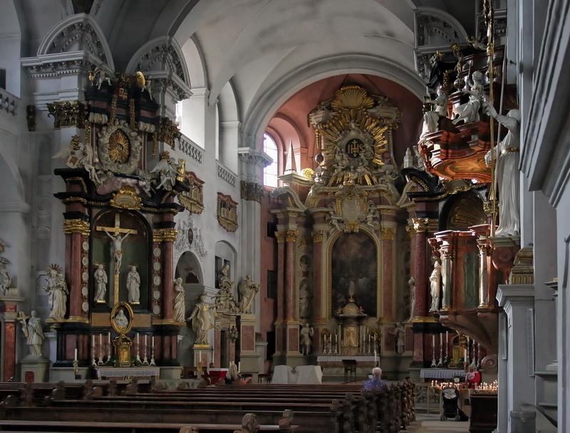 St. Martin, Bamberg: Sanctuary