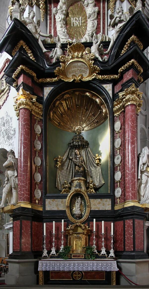 St. Martin, Bamberg: Lady altar