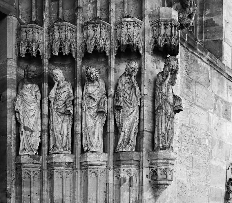 Obere Pfarre, Bamberg: Bride Portal (2)