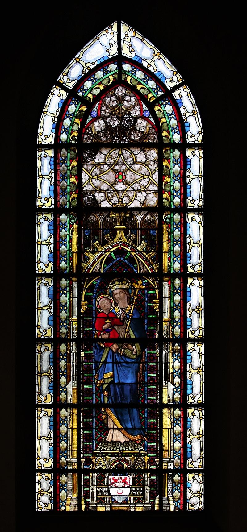 St. Heinrich und Kunigunde, Cologne: St. Mary