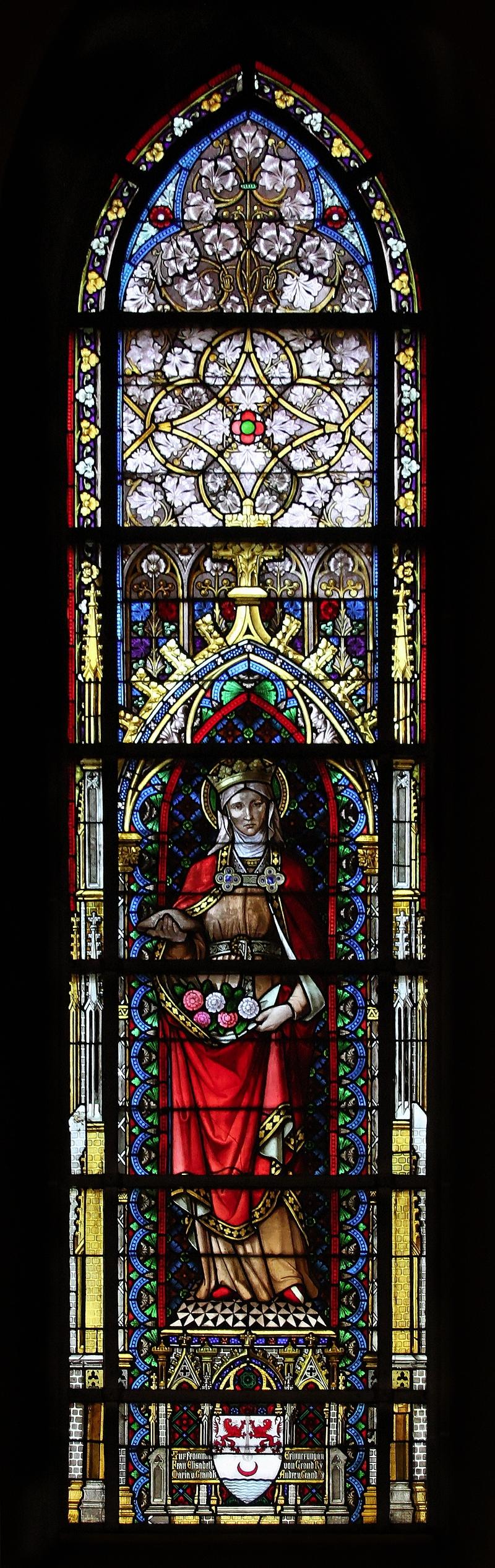 St. Heinrich und Kunigunde, Cologne: St. Elisabeth