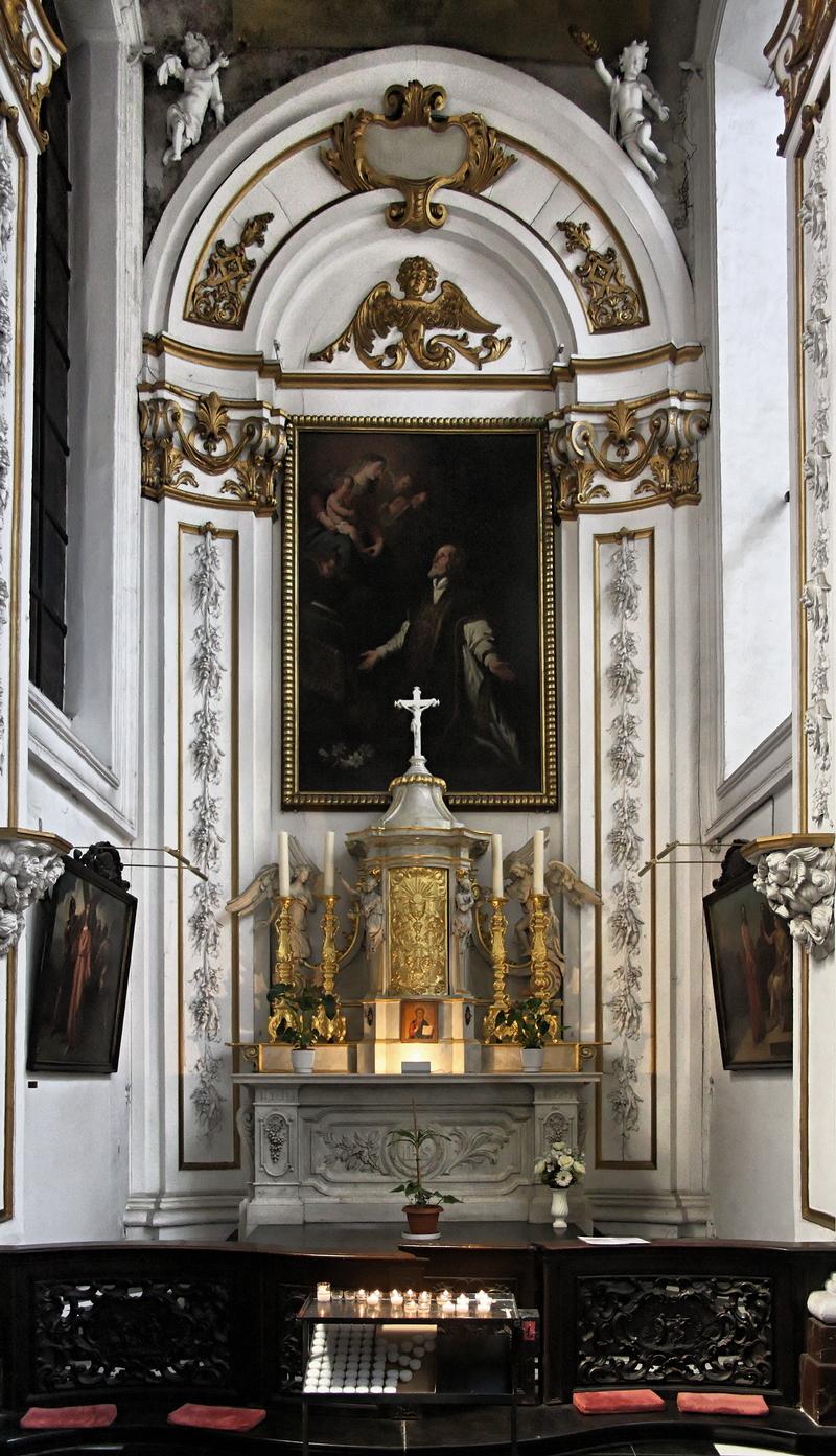 Notre-Dame du Finistère: Altar