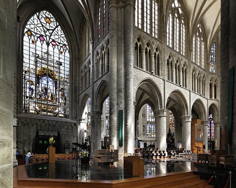 Saints Michel et Gudule: Choir
