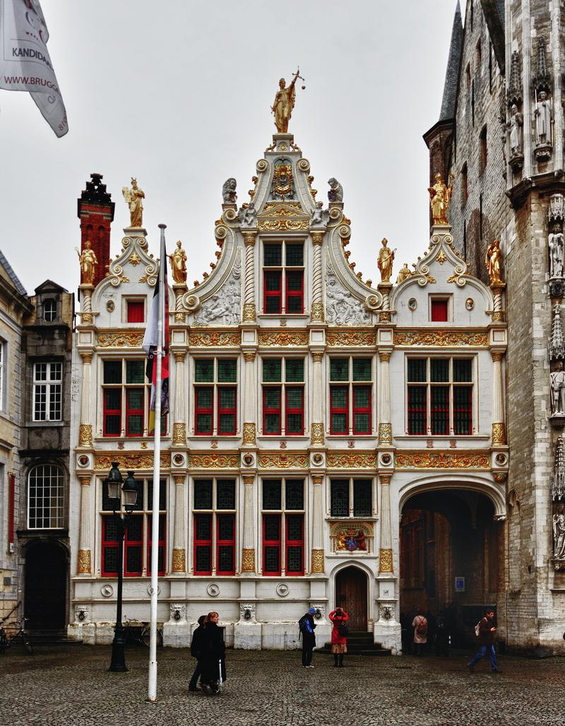 Old Civil Registry, Bruges