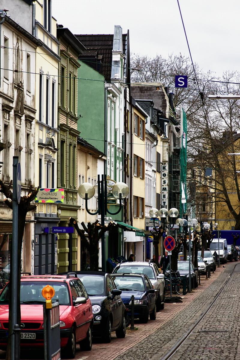 Obere Wilhelmstraße, Bonn