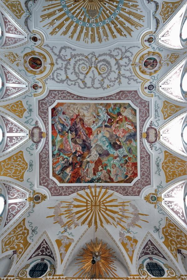 Bürgersaalkirche: Ceiling (pt. 3)