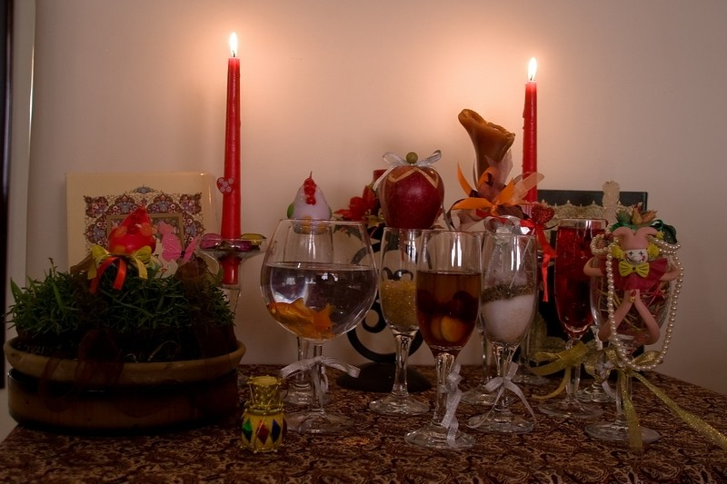 7seen, Iranian new year