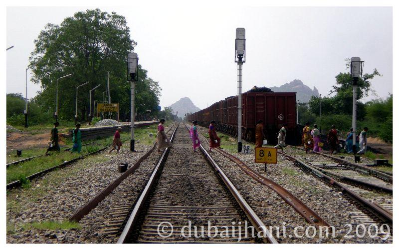 Working Women, Rural India, Rural Women, Track