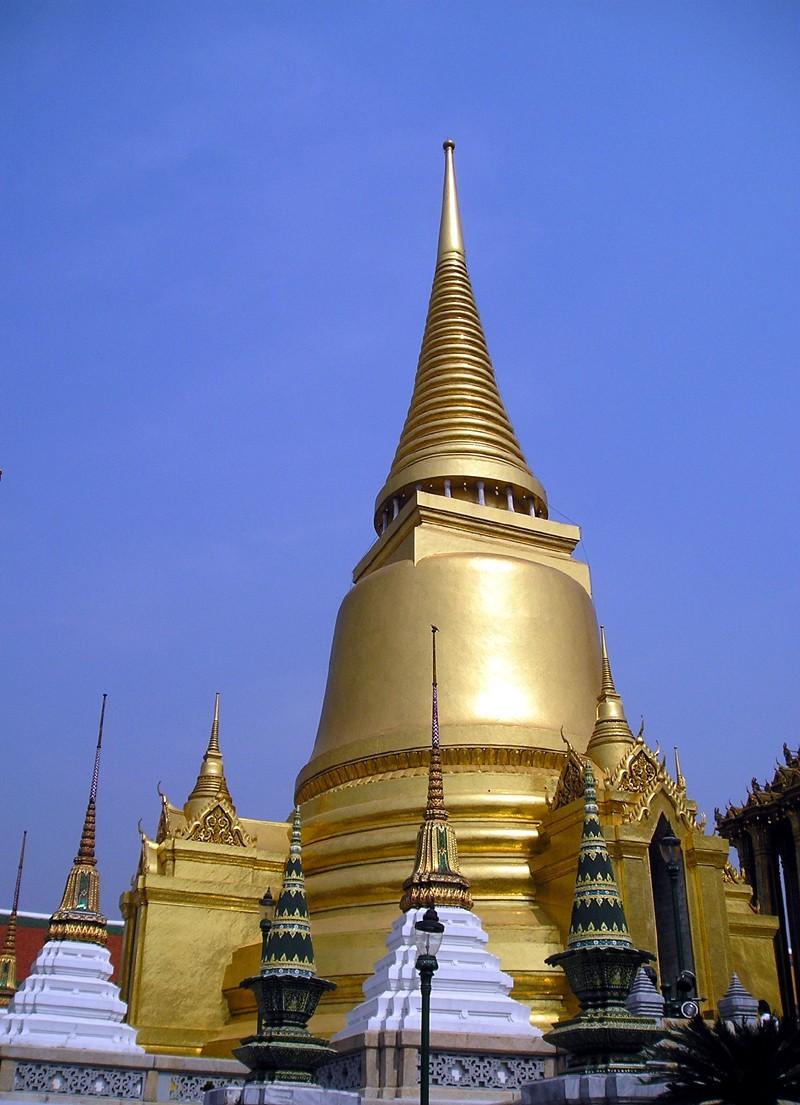 Temple bangkok thailand architecture photos brunch for Bangkok architecture