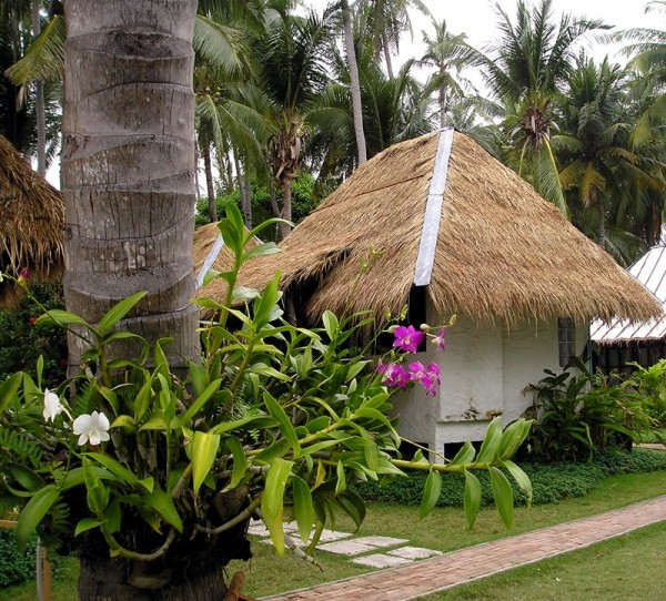 Beach hut - Koh Phangan, Thailand
