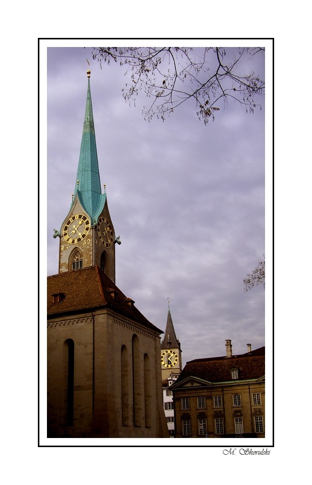 Stylish steeples
