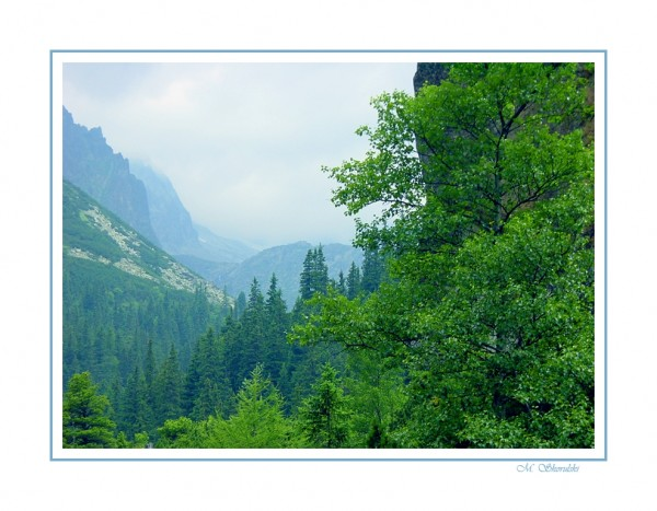 Tatra Mountains, Slovakia