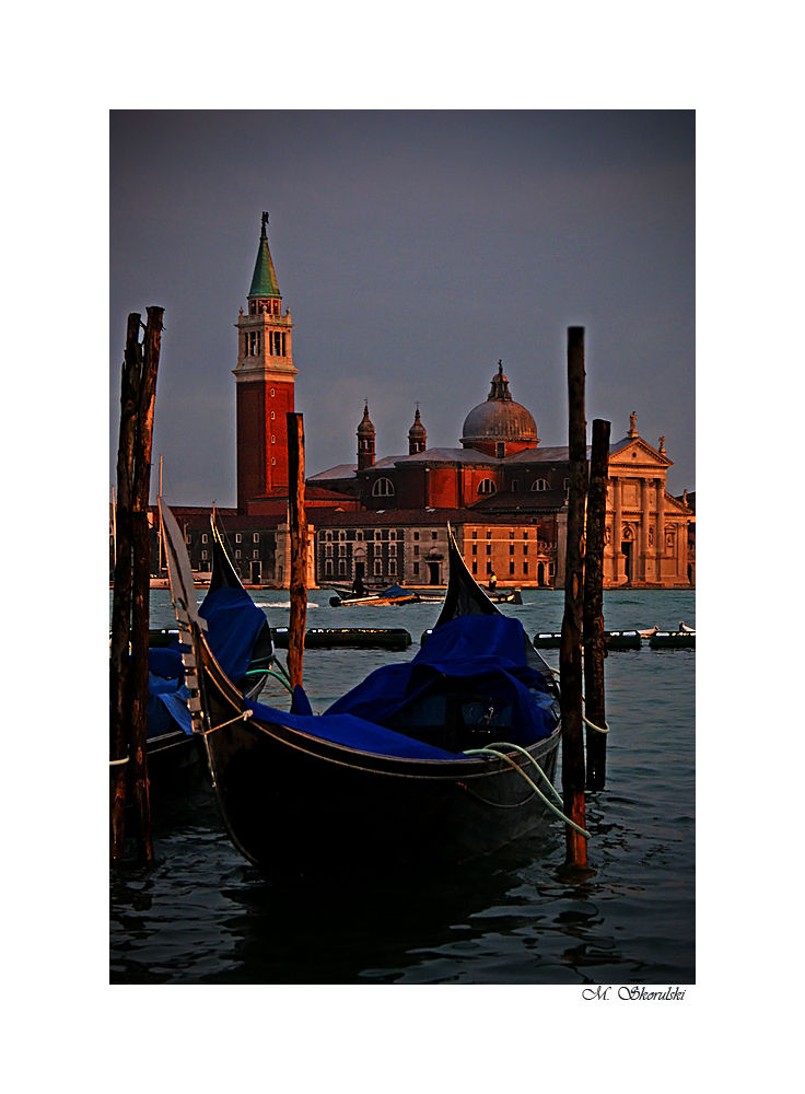 Early evening Venice II