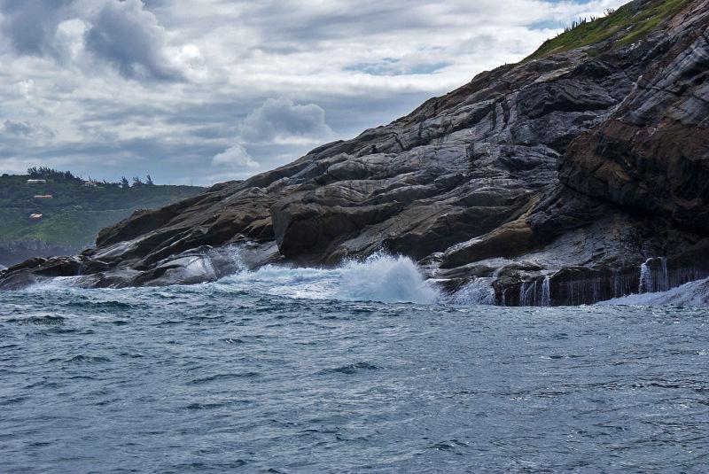 Seascape, Cabo Frio, Brazil II